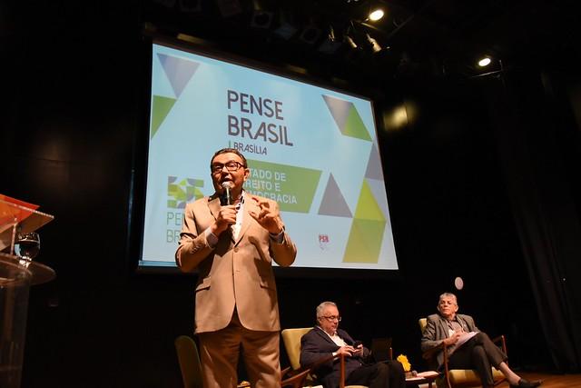 Pense Brasil: Estado de Direito e Democracia - 16/7/2019