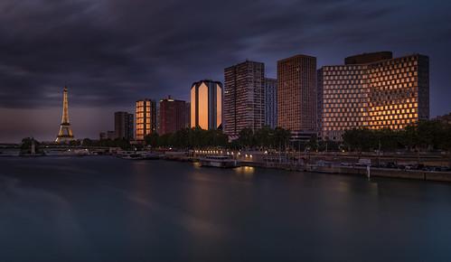 Paris - Quartier beaugrenelle