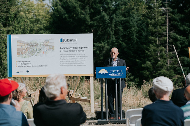 New affordable homes for Salt Spring Island families