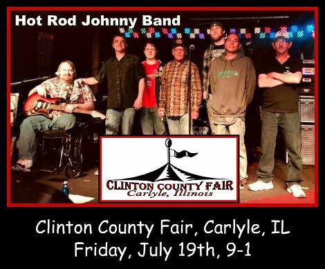 Hot Rod Johnny 7-19-19