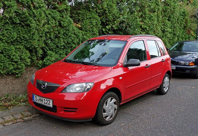 Mazda2 aka Demio | DY - 2nd gen. | phase 1 | 2002-05
