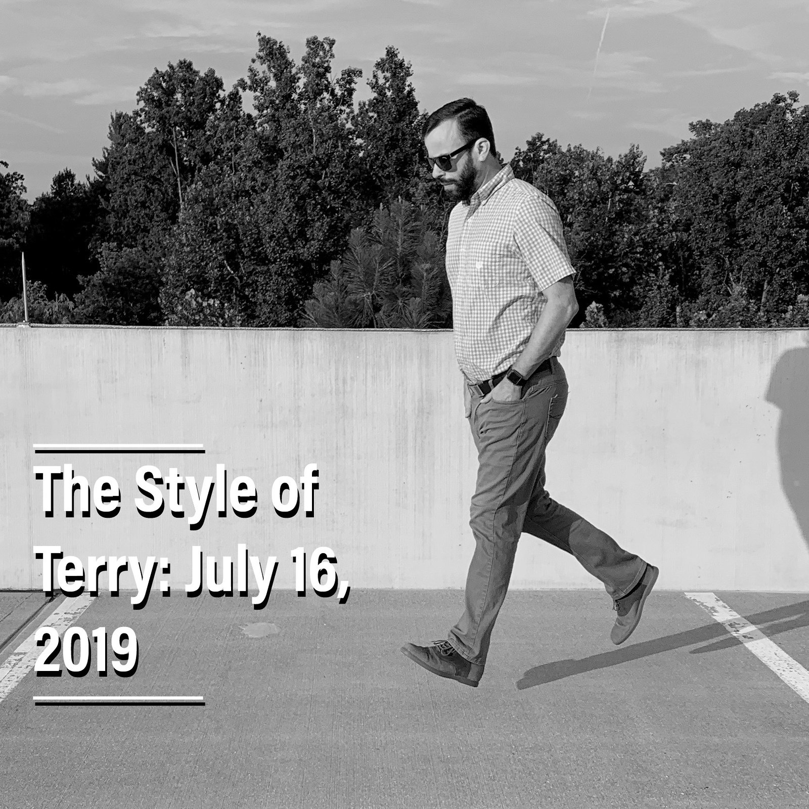 The Style of Terry: 7.16.19