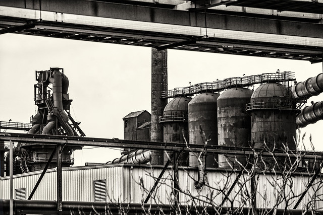 Steel Plant--Rouge Complex