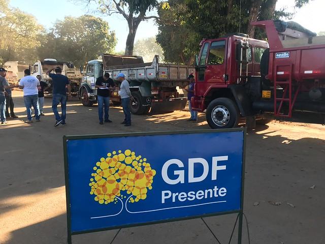 GDF Presente no Guará