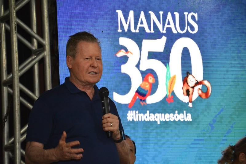 16.07.19 Prefeito Arthur anuncia programação do Passo a Paço 2019