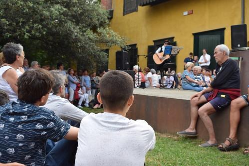 Mariano Ferrer kazetariari agurra