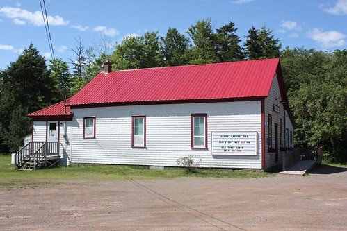 Community Hall- West Branch, Nova Scotia | by Craigford
