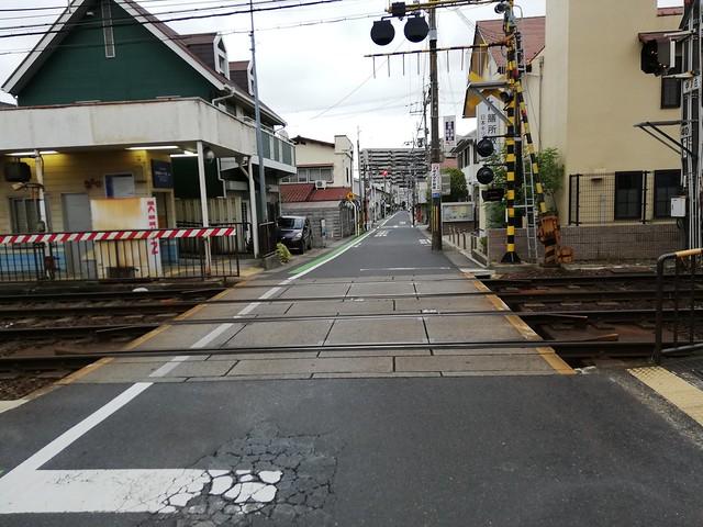 京阪石山坂本線(京阪電車)の中ノ庄駅
