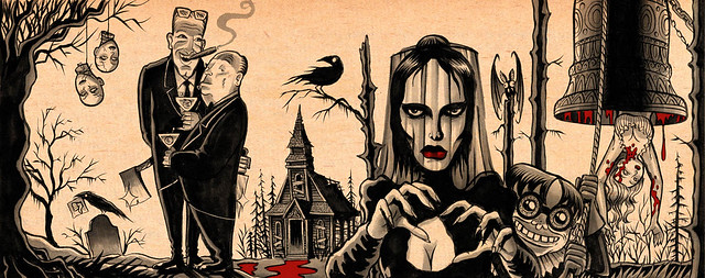 Horrorscape V