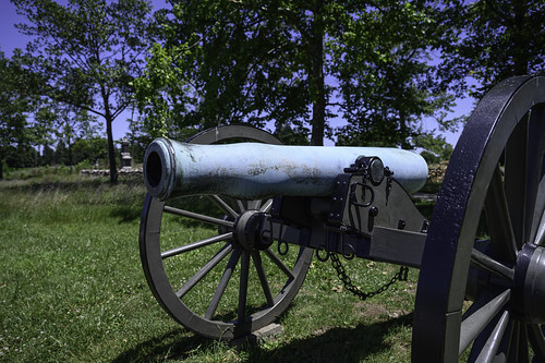 Canon with Bulged Barrel