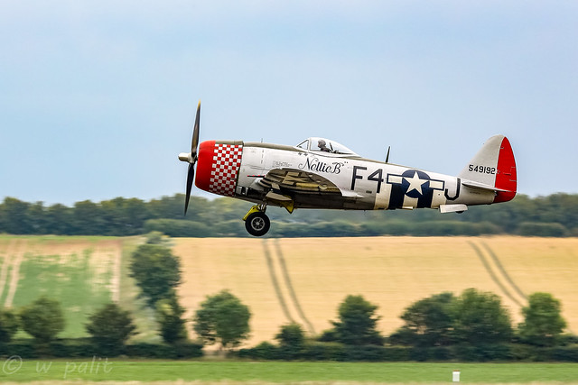 P-47D-40 Thunderbolt 45-49192/G-THUN