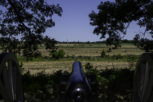 Looking to Cemetery Ridge