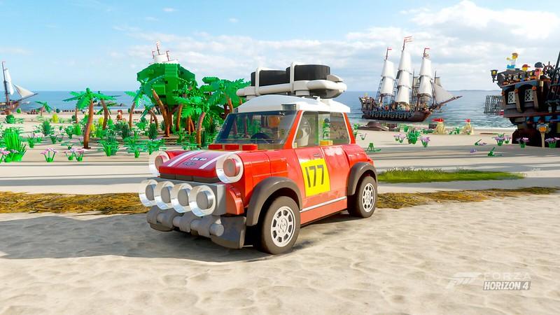 Forza Horizon 4 LEGO Expansion Review