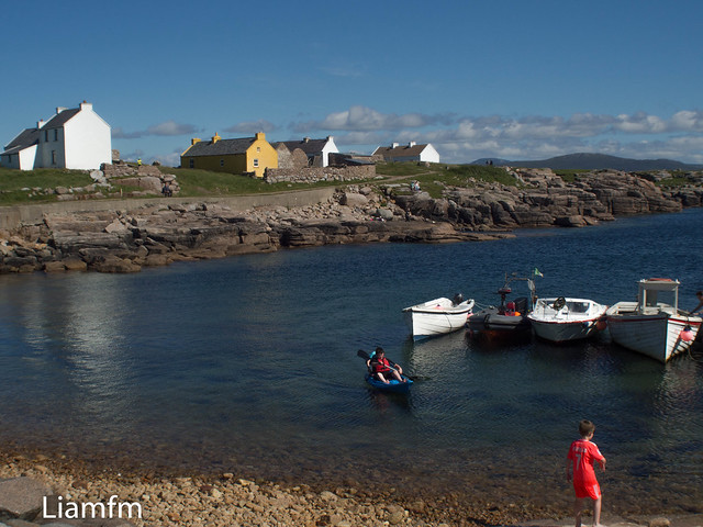 Féile Ghabhla - I love getting out to our islands