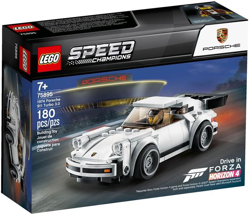 75895 Porsche 911 Turbo