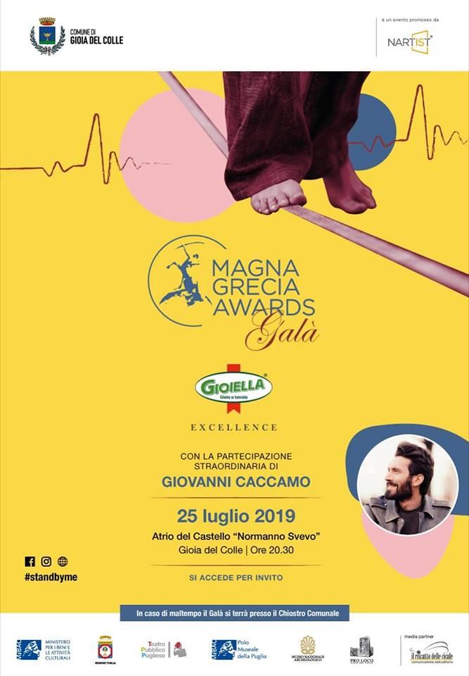 Magna Grecia Awards Galà