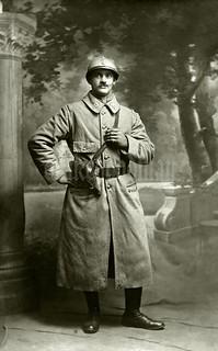Bugler or drummer from 153e Régiment d'Infanterie