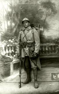 Soldat 1e classe, 47e Régiment d'Infanterie ca. 1916