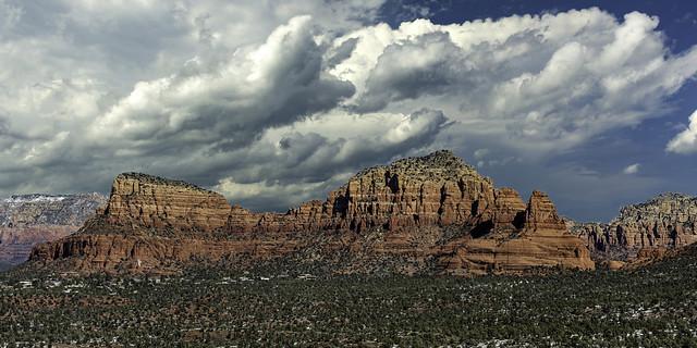 beautiful red rock of Sedona Arizona