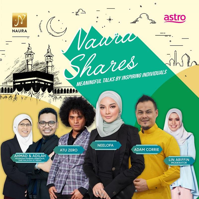 NAURA SHARES Edisi Haji