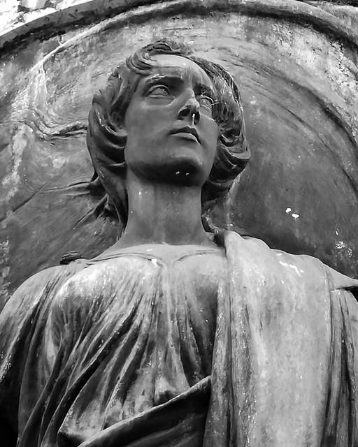 Cementerio de la Recoleta, Recoleta.