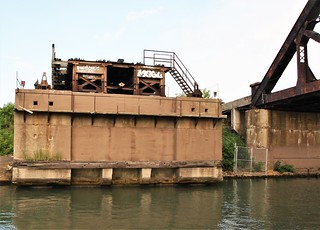 Former Railroad Bridge