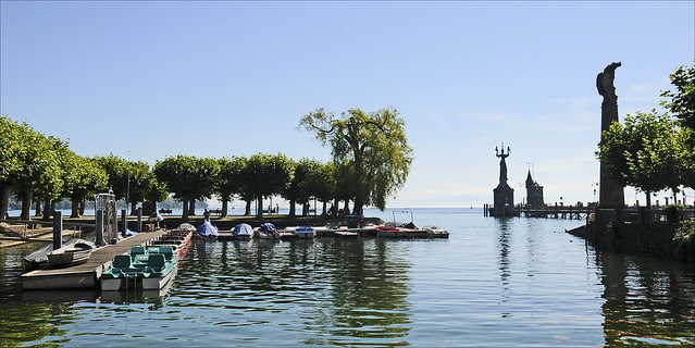 Bodensee / Lake Constance -- Konstanz, Germany (Explored)