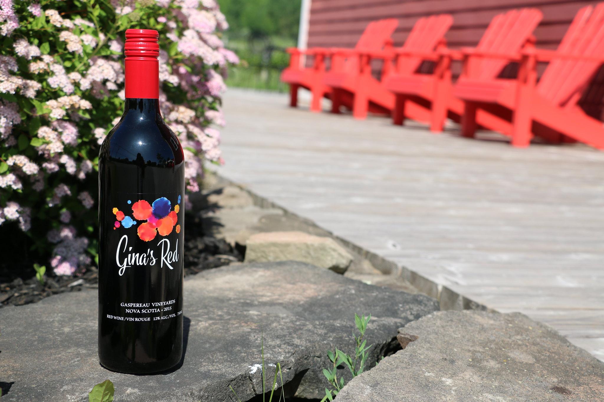 Gina's Red (SOTC 334/365)
