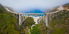 Bixby Bridge from the otherside - Big Sur, CA