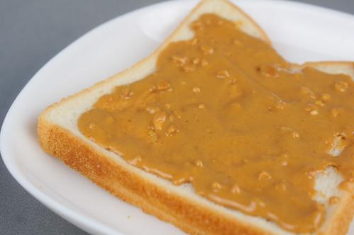 トップバリュのピーナツバター