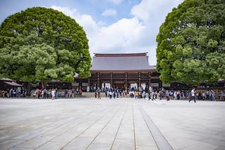 Meiji Jingu 明治神宮
