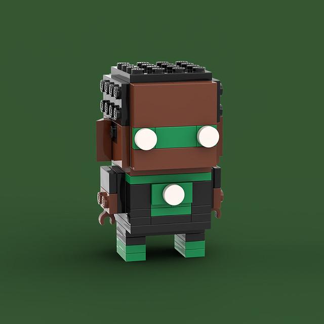 Brickheadz - Green Lantern