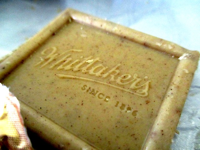 Whitakers chocolate