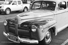 1942 Ford Super DeLuxe Tudor Sedan
