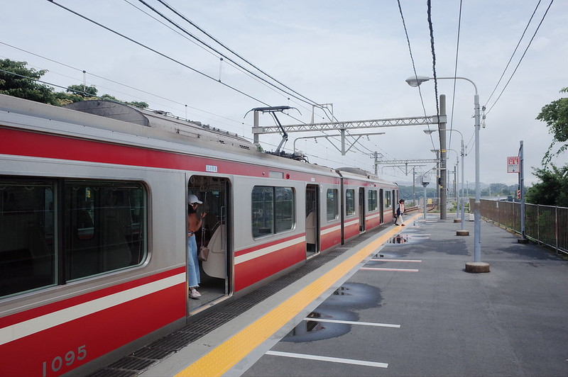 みさきまぐろきっぷの旅 京急三崎口駅