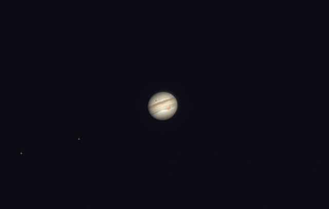 Jupiter on 7-16-19 with Europa in transit.