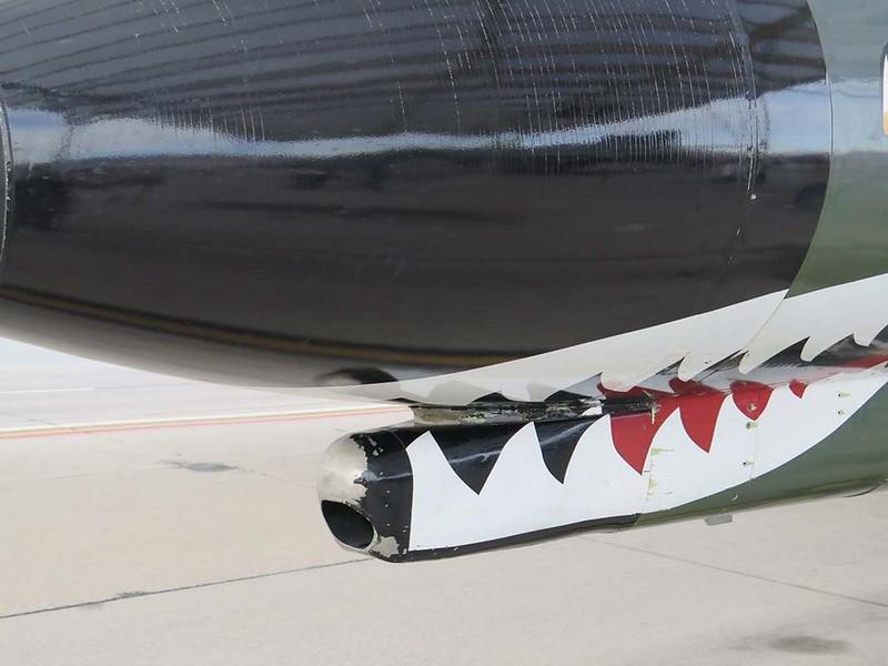 McDonnell-Douglas QF-4E Phantom II 4