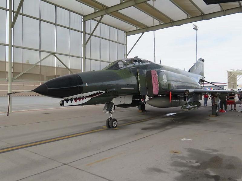 McDonnell-Douglas QF-4E Phantom II 1