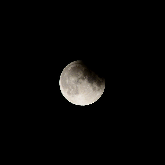 Partial Lunar Eclipse, July 2019