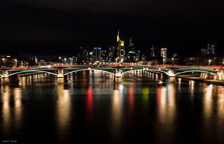 Ignatz Bubis Brücke - Frankfurt am Main