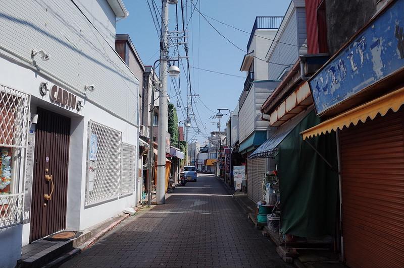 みさきまぐろきっぷの旅 三崎港商店街