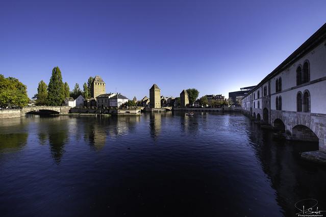 Barrage Vauban - Strasbourg - Alsace - France