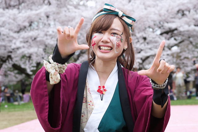Kyoto Sakura Yosakoi 26