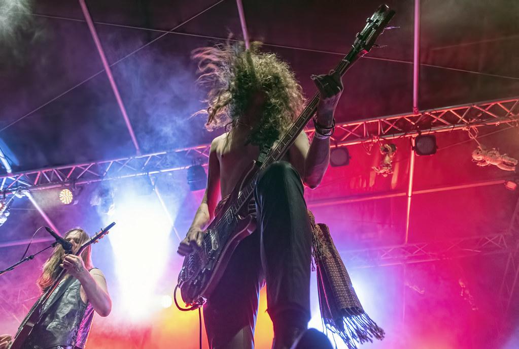 Olle of Slægt @ 2019 Metal Magic Festival