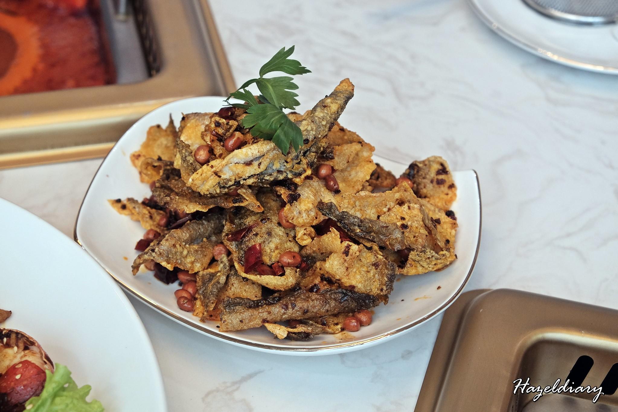 COCA Restaurant-Mala Fish Skin