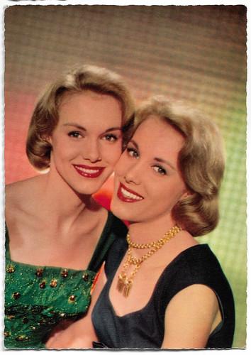 Alice & Ellen Kessler in Scherben bringen Glück (1957)