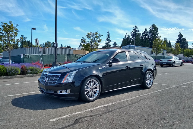Cadillac CTS Wagon (AJM CCUSA)