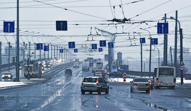 C'est tout droit !!! -  it's straight ahead !!!