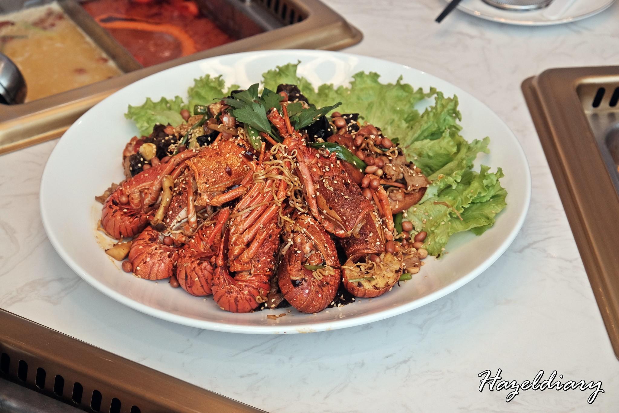 COCA Restaurant-Lobster Mala Xiang Guo