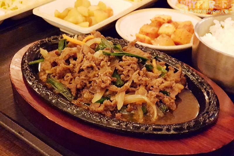 韓家正宗韓國料理 (13)